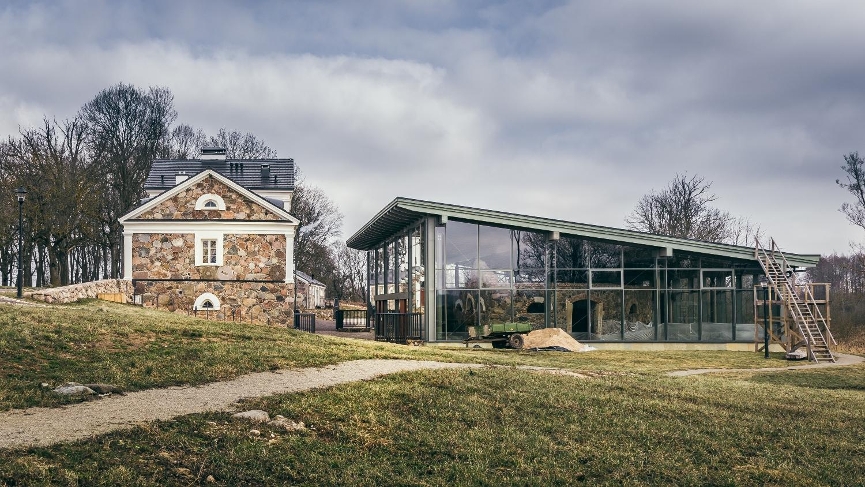 Paliesius manor estate