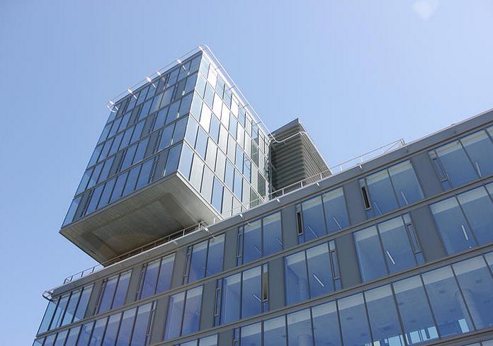 VGTU mokslo ir administracijos centras
