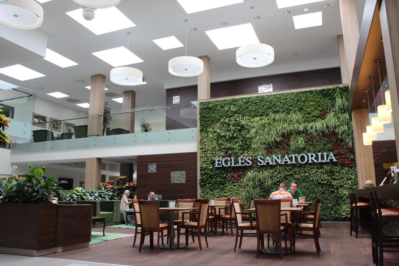 """""""Eglė"""" sanatorium"""